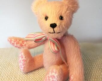 Maisie Mohair Bear