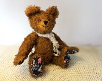 Monty Mohair Bear