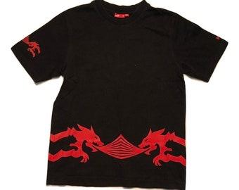 Puma T shirt 90s Vintage - Sz M-L