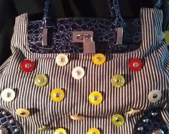 Passarela Italian Handbag
