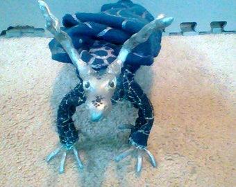 ooak stag beetle dragon