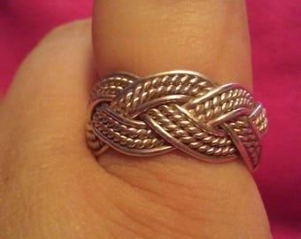 women's 925 sliver ring