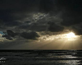 Stormy Skies... Print, Canvas or Wall Acrylic...