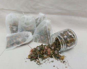 3 INHALER  herb bags#cold&flu#