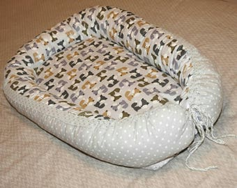 Nest sewn, handmade