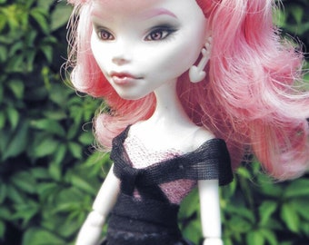 Monster high ooak C.A.Cupid repaint by Ulia Kalaveras free shipping
