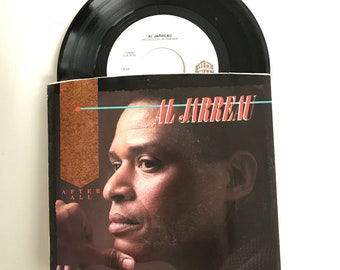 "Al Jarreau / After All- 7"" 45rpm record"