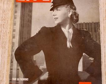 Life Magazine, October 23, 1939