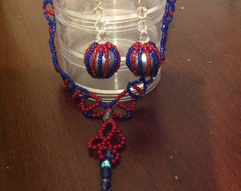 Red and blue set