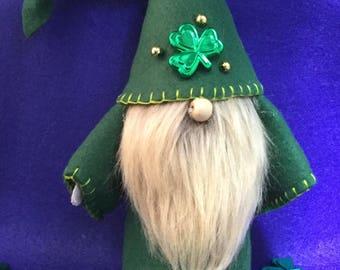 St Patricks Day Gnome