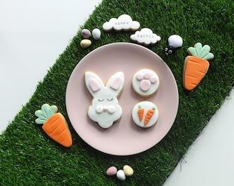 Bunny Hop Cookie Gift Box