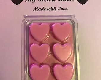 Lovely scented baby powder soy wax melts
