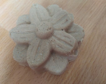 Solid shampoo made by me