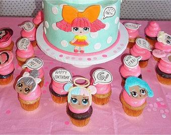 LOL Surprise Party Pack #2