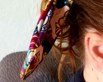 Wonder Woman Hair Scarf