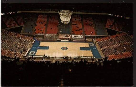 Rupp Arena – Lexington, Kentucky – Vintage Souvenir Postcard