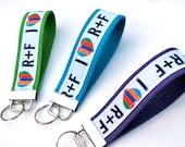 Rodan + Fields Key Fob Keychain Wristlet | Bulk Order of 10