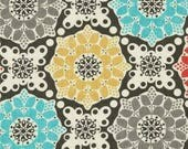 Custom Sewfunky Designer Sling Kaleidoscope on Teal Blue for ewestaway