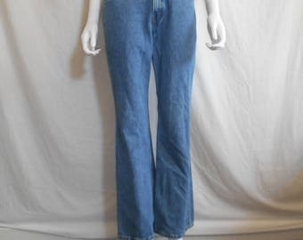 Closing Shop 40%off SALE 90s 517 Boot Cut Slim Fit Levis Zip Fly    7 JR S