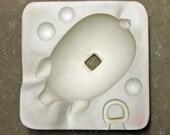 Ceramic Mold Classic Vintage Mexican Pig Piggy Bank Planter Duncan (1965)