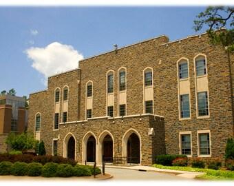 Duke University Cameron Indoor Stadium