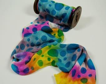 Single Knit Sock Blank - Clowning A Round