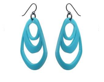 DRAPE (m) earring
