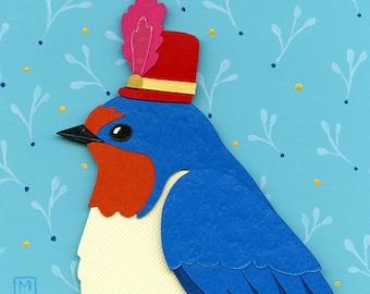 Giclee Print: Barn Swallow