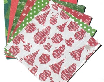 Tis the Season - 6x6 Forever in Time Paper Pack