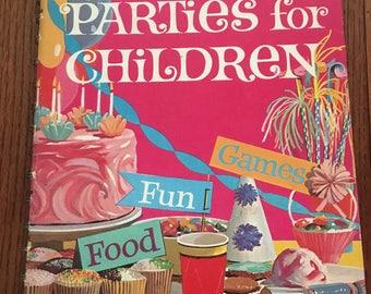 60s Parties for Children
