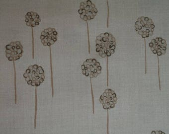 Berries in Twig ~ NEST collection by Valori Wells for Free Spirit vw27-twig ~ by the fat quarter or half yard