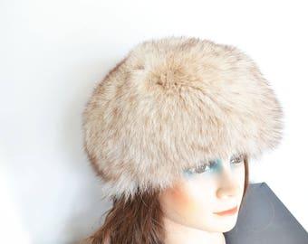 Norwegian Fox fur hat