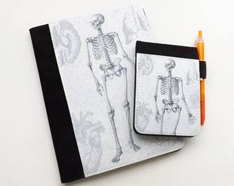 notepad cover etsy