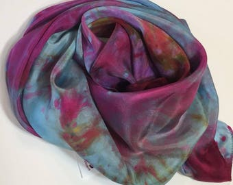Cheer Silk Scarf or Playsilk, 35x35 inch