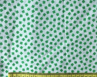 Vintage clover fabric - 1 yard