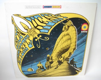 Iron Butterfly Heavy Vinyl Record Album NEAR MINT condition 1968