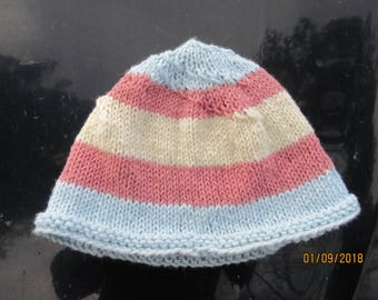 Woolen Trans Pride Hat