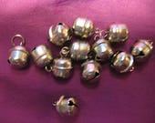 Japanische Silber Metall Schellen