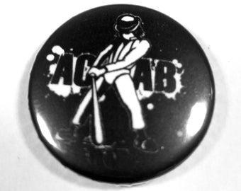 Clockwork ACAB 1 Inch Button
