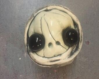 Mummy Head, zombie, mask, wall hanging