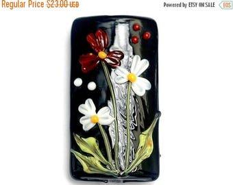 ON SALE 35% OFF Maria's Bouquet Kalera Focal Bead - Handmade Glass Lampwork Beads 11833303