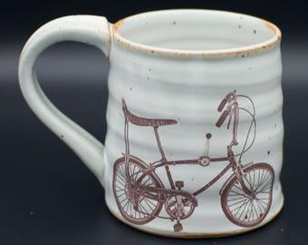 Stingray Bicycle Mug