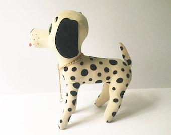 Dream Pets Dog Plush Stuffed Animal 1970s Toys Dakin Dalmation Toy