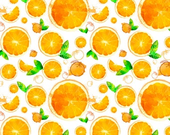 Oranges euro import fresh 1/2 yard