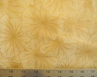 Tone on Tone in Cream Cotton Fabric by Kona Bay Fabrics