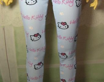 Hello kitty leggings for SD, luts delf, 1/3 bjd DOLL