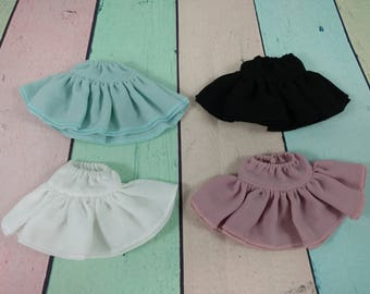 Skirt for Takara Blythe, Neo Blythe, Pullip, Azone, Momoko, Obitsu, Pure Neemo or similar size doll