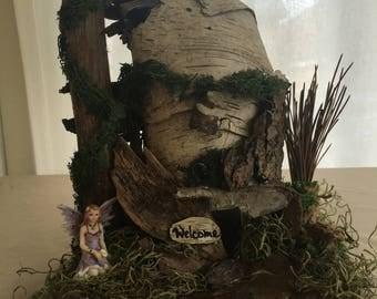 Bethuska | Handmade Fairy House | Devana's Lore