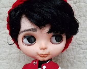sale custom by me blythe doll boy