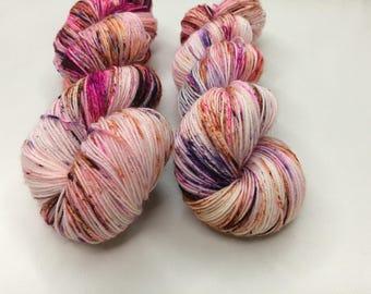 Merino Sock Wool Hand-dyed - Cosmopolitan 4 ply